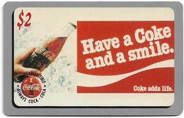 USA - Sprint - Coca Cola Score Board '95 - SBI-474 - Coca Cola Adv. #33, Remote Mem. 2$, 12.1995, 7.100ex, Mint - Sprint