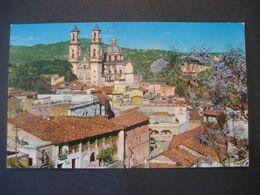 Mexiko- AK Taxco, Kathedrale De Prisca - Messico