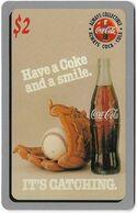 USA - Sprint - Coca Cola Score Board '95 - SBI-475 - Coca Cola Adv. #34, Remote Mem. 2$, 12.1995, 7.100ex, Mint - Sprint