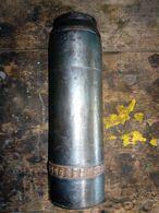 Obus Delattre Belge ,vide Sans Fusée # 75mm Belge, Grenade,para ,us,allemand - Decorative Weapons