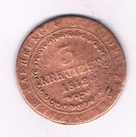 3 KREUZER 1812 S    OOSTENRIJK /6680/ - Austria