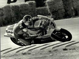 SUZUKI 21*16cm Motocross Course De Motos MOTORCYCLE - Coches