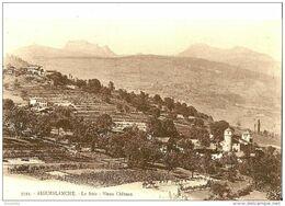 Aigueblanche. Le Bois Et Le Vieux Chateau à Aigueblanche. - Frankreich