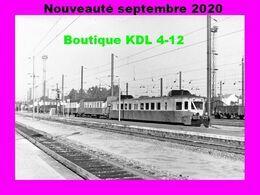 AL - Lot De 15 Cartes Postales Modernes Ferroviaires - Région 2 - Nord - Série 9/2020 - Eisenbahnen