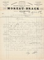 Beauraing - Moreau - Brack / Chapellerie, ... - Ambachten