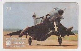 TK 27122 BRAZIL -plane - Army