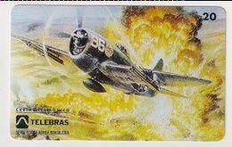 TK 27123 BRAZIL -plane - Army
