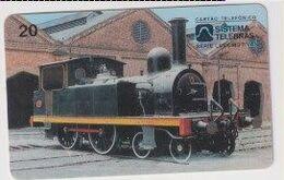 TK 27125 BRAZIL - Train - Treni