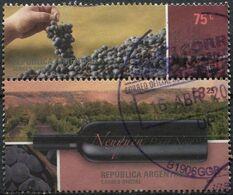 Argentine - 2007 - Yt 2647/2648 - Paysages Et Vignobles - Oblitérés - Oblitérés