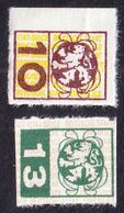 1941 1942 Belgique Belgium - LABEL / CINDERELLA / VIGNETTE Tax Member Stamp - Coat Of Arms / Lion - Revenue Stamps