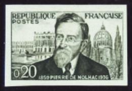 France Non Dentelé N° 1242 20c Pierre Girauld De Nolhac Qualité:** - No Dentado
