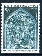 1973 MONACO SET MNH ** - Unused Stamps