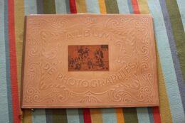 ALBUM DE PHOTOGRAPHIES : Dans L'intimité De Personnages Illustres, 1845-1890 - 1801-1900