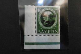 Bayern Mi. 132II A ** Eckrand - Bayern (Baviera)