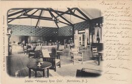 "MORRISTOWN , New Jersey , 00-10s ; Interior ""Whippany River Club"" - Stati Uniti"