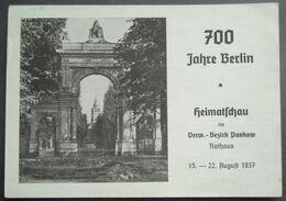 DR Privatganzsache PP 142 C16 Mit Sonderstempel (564) - Germania