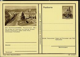 Carte Illustrée Neuve N° 404. 100/3. - 8530  DEUTSCHLANDSBERG - Entiers Postaux