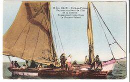 13 Bis HAITI - Port-au-Prince  V. 1935 (4419) - Haiti