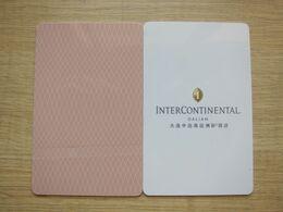 InterContinental Dalian,China - Cartas De Hotels