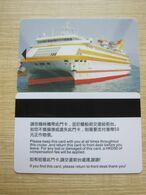 Hong Kong Cruises - Cartas De Hotels