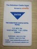 The Nabatean Castle Hotel Petra, Jordan - Cartas De Hotels