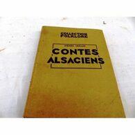 Contes Alsacien Henri Iselin Alsatique - Autres