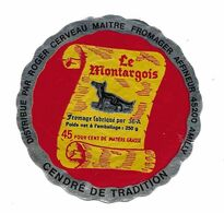ETIQUETTE De FROMAGE..CENDRE De Tradition Fabriqué Par 36-A..Le Montargois..Roger CERVEAU à AMILLY (45)..RENARD - Formaggio