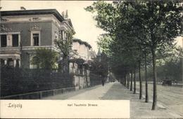 Cp Leipzig In Sachsen, Karl Tauchnitz Straße - Germania