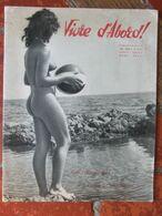 Revue Naturiste Vivre D'abord N°80 (mars-avril 1962) - Nudisme - Prospectus - Altri