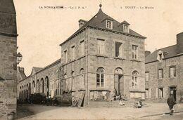 Ducey -   La  Mairie. - Ducey