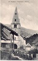 """CHICHILIANNE """"L'église"""" (CA CLELLES) - Autres Communes"""