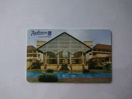 India Hotel Key, Radisson BLU Resort Goa Cavelossim Beach (1pcs) - Cartas De Hotels