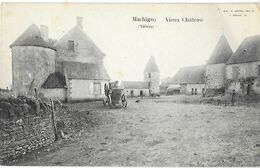 58 - Nièvre - MACHIGNY - Vieux Château - Other Municipalities