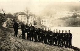 """Schweiz, Schweizer Armee, Soldaten, """"Kommando Kompagnie I/45"""", Um 1910/20 - Altri"""