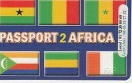 Passeport 2 Africa - France