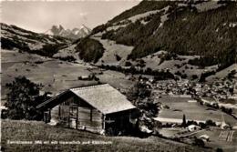 Zweisimmen Mit Gummfluh Und Rüblihorn (8451) - BE Bern