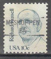 USA Precancel Vorausentwertung Preo, Locals Pennsylvania, Meshoppen 841 - Prematasellado