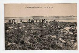 - CPA LE CORMIER (44) - Vue Sur La Côte (avec Personnages) - Photo Jehly-Poupin N° 4 - - Other Municipalities
