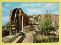 DF / BÂTIMENTS & ARCHITECTURE / MOULIN À EAU NORIA À MURCIA (ESPAGNE) - Wassermühlen