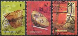 Argentine - 2000 - Yt 2203/2204a/2209a - Série Courante - Oblitérés - Oblitérés
