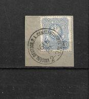 Deutsche Reichs Post - 20 Pfennig / Constantinopel (Constantinople) 1882/ Oblitérés - Deutschland