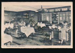 Rosendaal Bij Velp - Hotel Rosendaal - Eetzaal [BB01-0.603 - Sin Clasificación