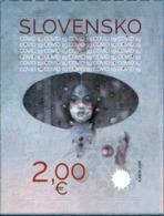 Slovakia - 2020 - COVID-19 (Coronavirus Disease) - Mint Self-adhesive Stamp - Slowakische Republik