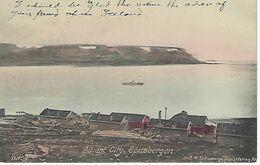 NORVEGE - TRES RARE EN COULEUR - SPITSBERGEN - Advent City - 1907 - Norvegia