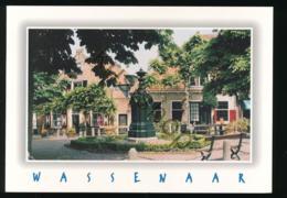 Wassenaar - Plein Met Gietijzeren Pomp - [Z02-6.156 - Unclassified