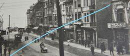 DE PANNE 1916 Avenue De La Mer Très Animée Bistrot Café Estaminet  1  Photo - Plaatsen