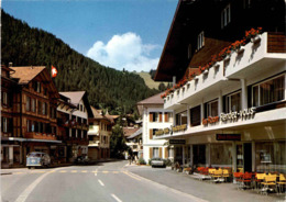 Zweisimmen - Dorfpartie (2-27910) * 18. 9. 1973 - BE Bern