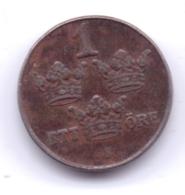 SVERIGE 1950: 1 Öre, KM 810 - Zweden