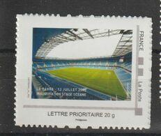 Le Havre 2012 Timbramoi Inauguration Du Stade Océane Neuf - Personnalisés (MonTimbraMoi)