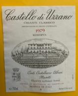 15672 - Castello Di Uzzano 1979 Chianti Classico - Other